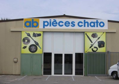 AB PIECES CHATO chateaurenard