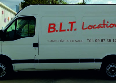BLT LOCATION