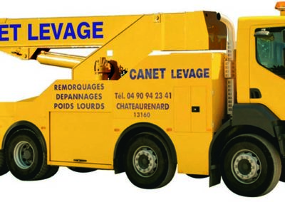 CANET LEVAGE chateaurenard