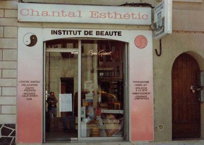 CHANTAL ESTHETIQUE chateaurenard