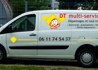 DT MULTI SERVICES
