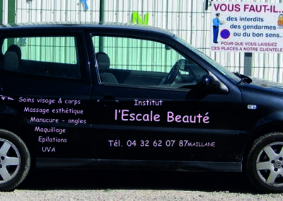 ESCALE BEAUTE