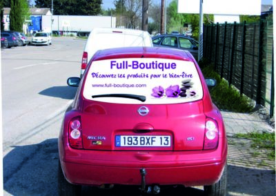 FULL BOUTIQUE nissan micra