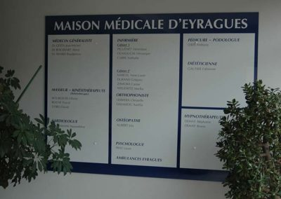 MAISON MEDICALE eyragues
