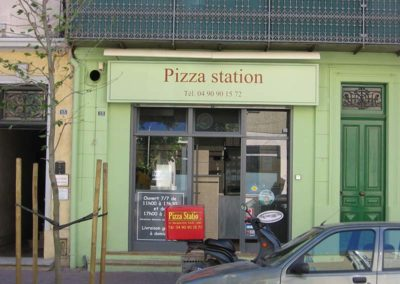 PIZZA STATION chateaurenard